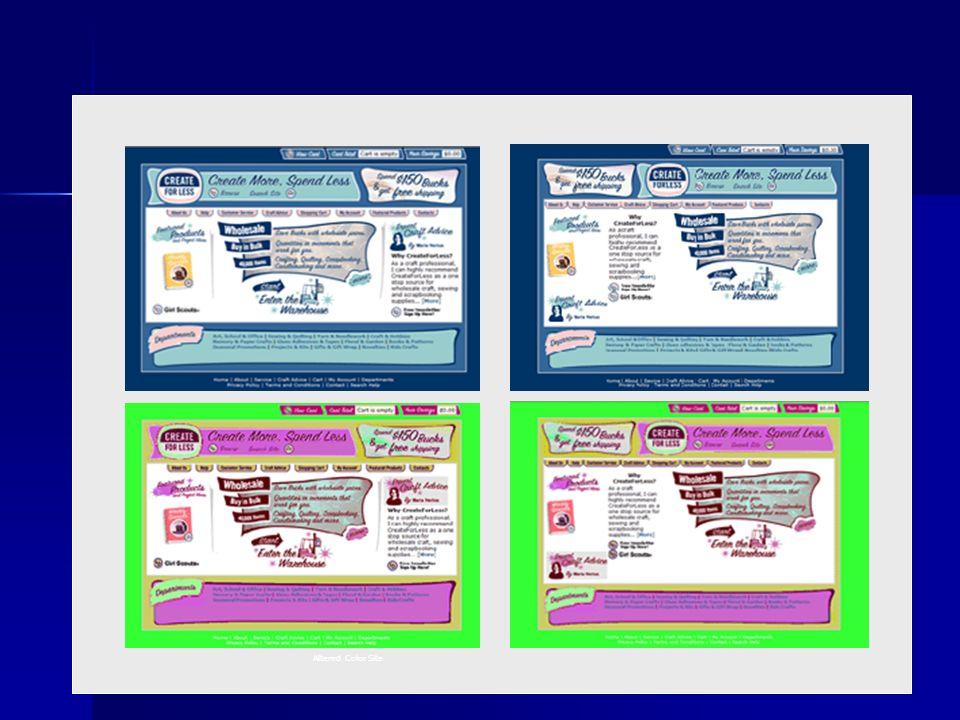 K.F. Wender, Uni-Trier Original Site Altered Balance Site Altered Color Site