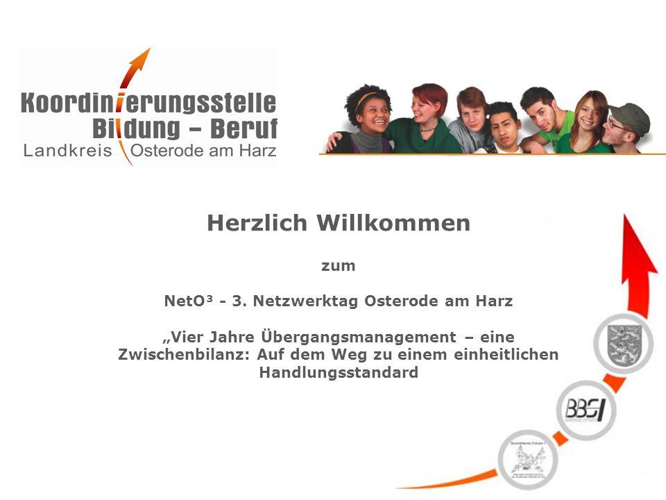 Herzlich Willkommen zum NetO³ - 3.