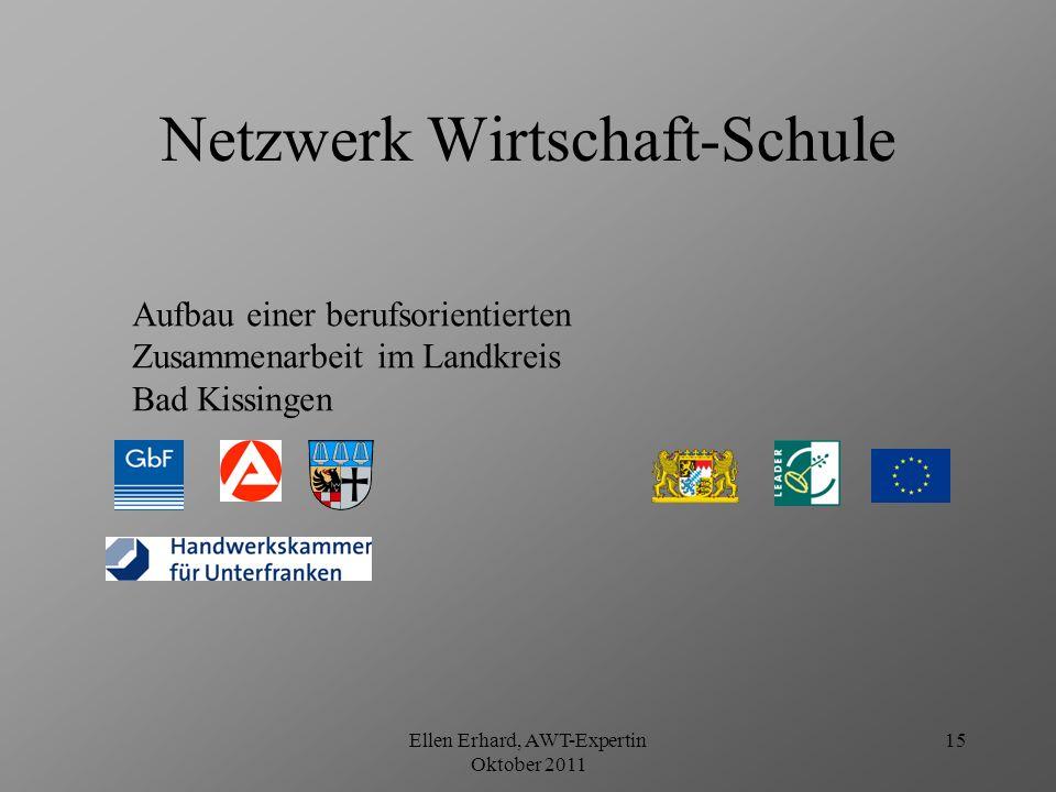 Ellen Erhard, AWT-Expertin Oktober 2011 16 Was ist der betriebliche Praxistag.
