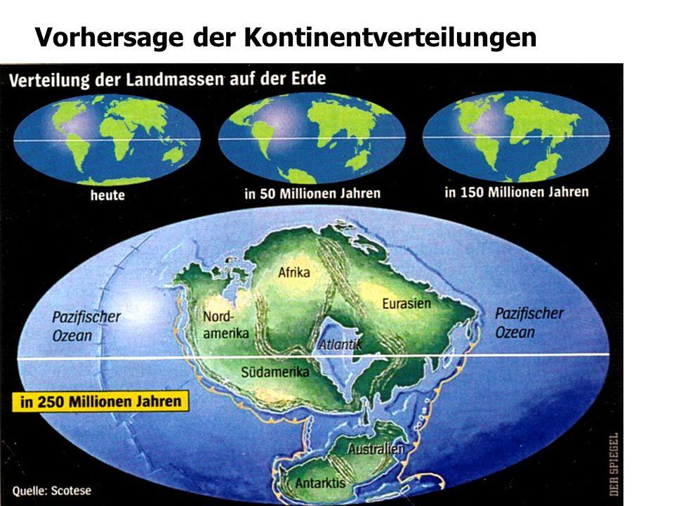 Vorhersage der Kontinentverteilungen From: http://www.lothar-beckmann.de/Globalklima/seite14.htm