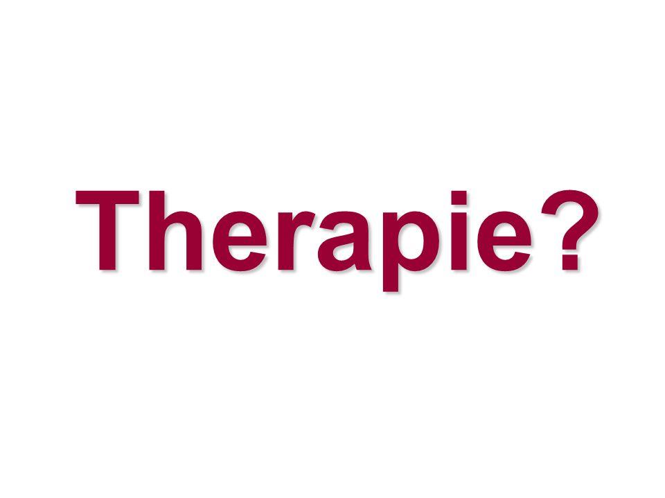 Therapie?