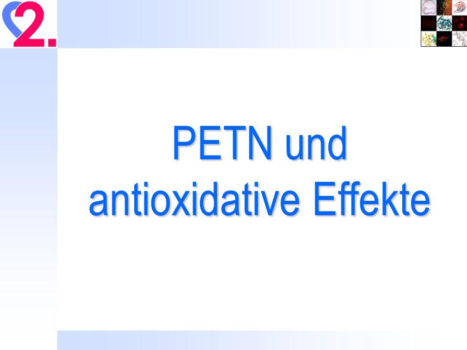 Daiber, Kamuf und Kleinert, unpublished Effekt verschiedener Nitrate auf die Aktivität der ALDH-2
