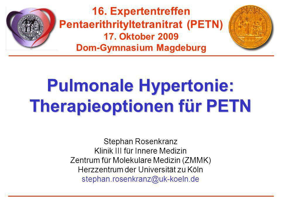 70-jährige Patientin Herzinsuffizienz NYHA IV DCM, LVEF 20%, pulmonale Hypertonie Befunde NTproBNP initial: 15345 ng/l Echo: PAPsyst.