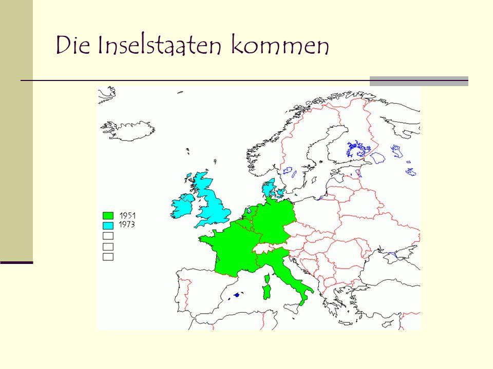 Der erste Südosteuropäer schließt sich an