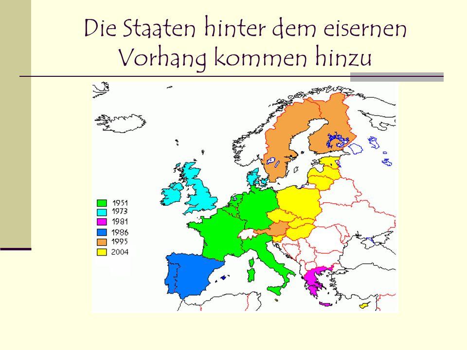 Weitere Staaten auf der Balkanhalbinsel folgen