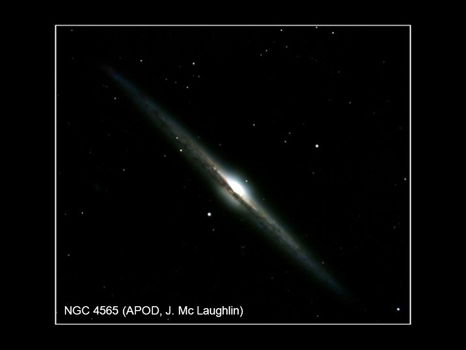 NGC 4565 (APOD, J. Mc Laughlin)
