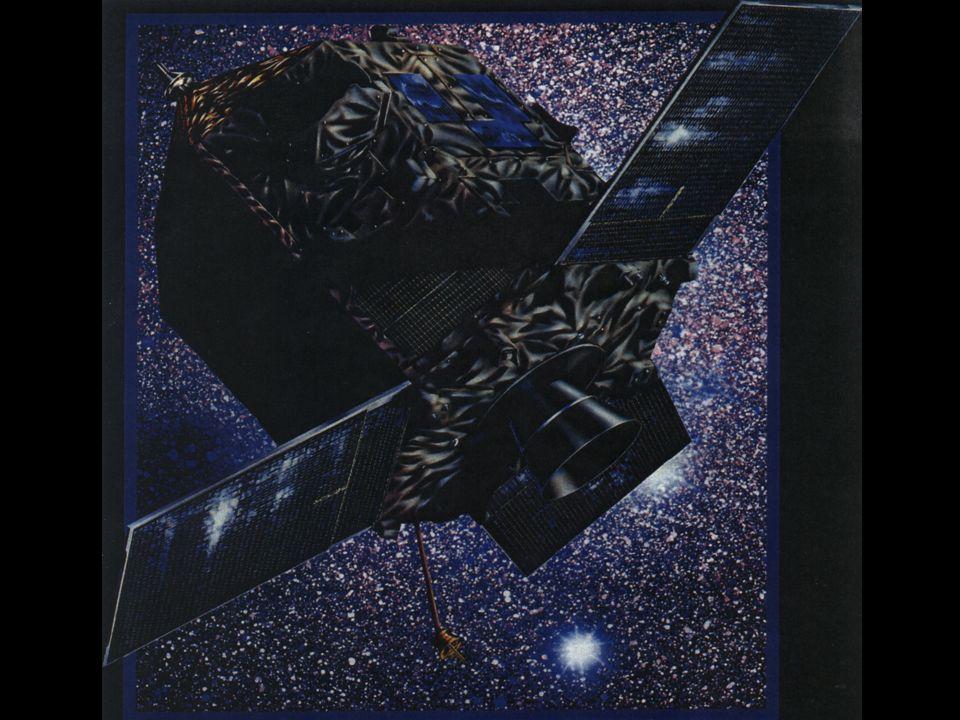 Astrometrische Fokalebene Gesamtgesichtsfeld: - Fläche: 0.6 Quadratgrad - Größe: 75 60 cm 2 - Anzahl der CCDs: 110+70 - Größe der CCDs: 4500 x 1966 pixels Sky Mapper: - erfasst alle Objekte bis 20 mag - unterdrückt cosmics Astrometrisches Feld: - Pixelgröße: 10 30 m 2 - Fensterfläche: 6 12 Pixel - Löschrate: 15 MHz - Ausleserate: 30 kHz - Gesamtrauschen: 6e - Breitbandphotometrie: - 5 Farben Sternbewegung Optisches Zentrum des ASTRO Felds # 1 Optisches Zentrum des ASTRO Felds #2 Mechanisches Zentrum