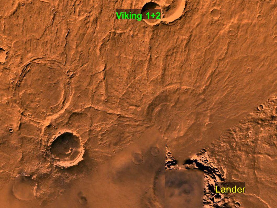 Viking 1+2 Lander