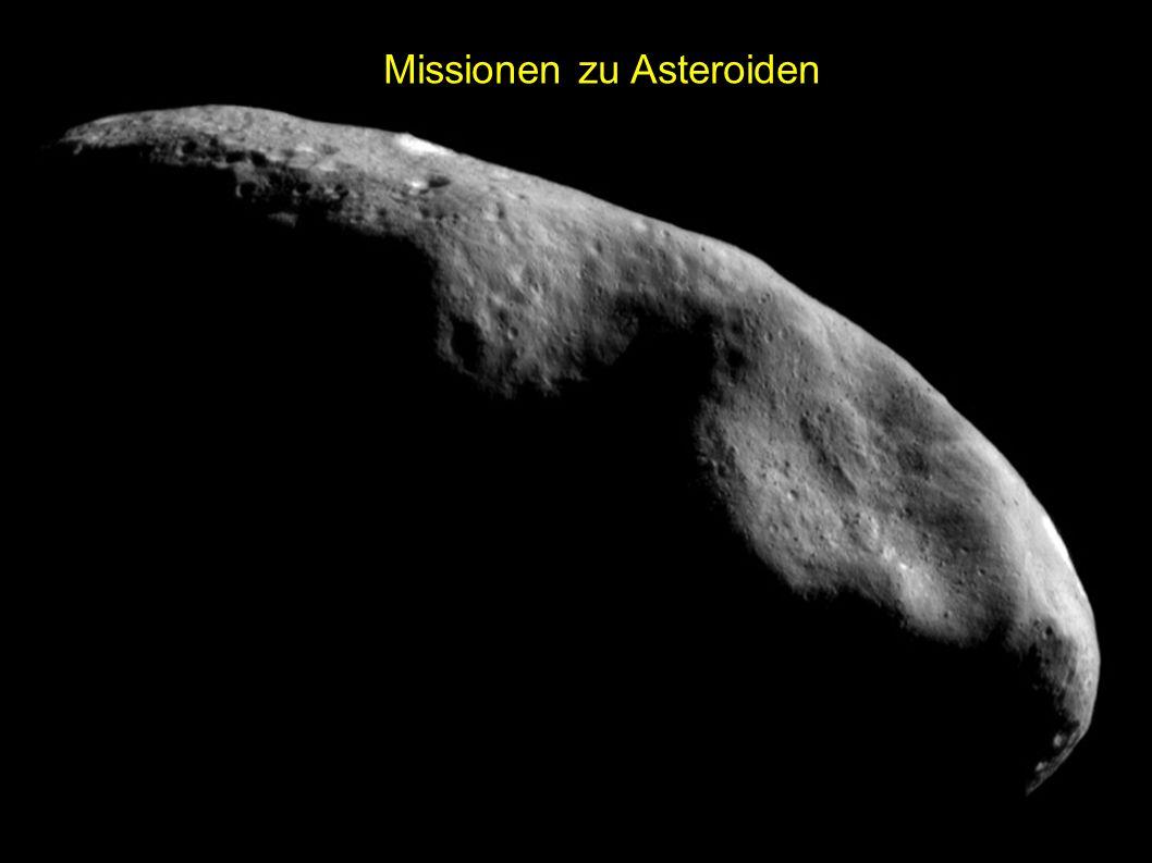 Missionen zu Asteroiden