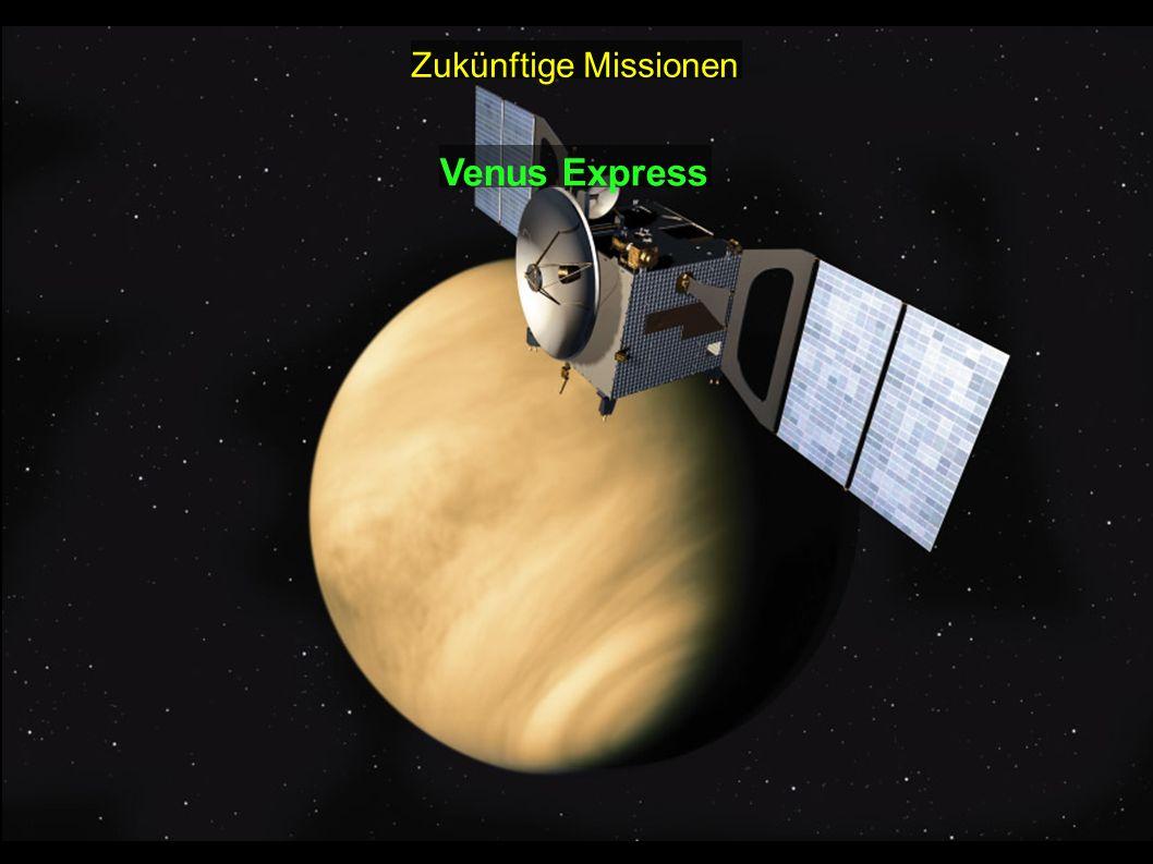 Venus Express Zukünftige Missionen