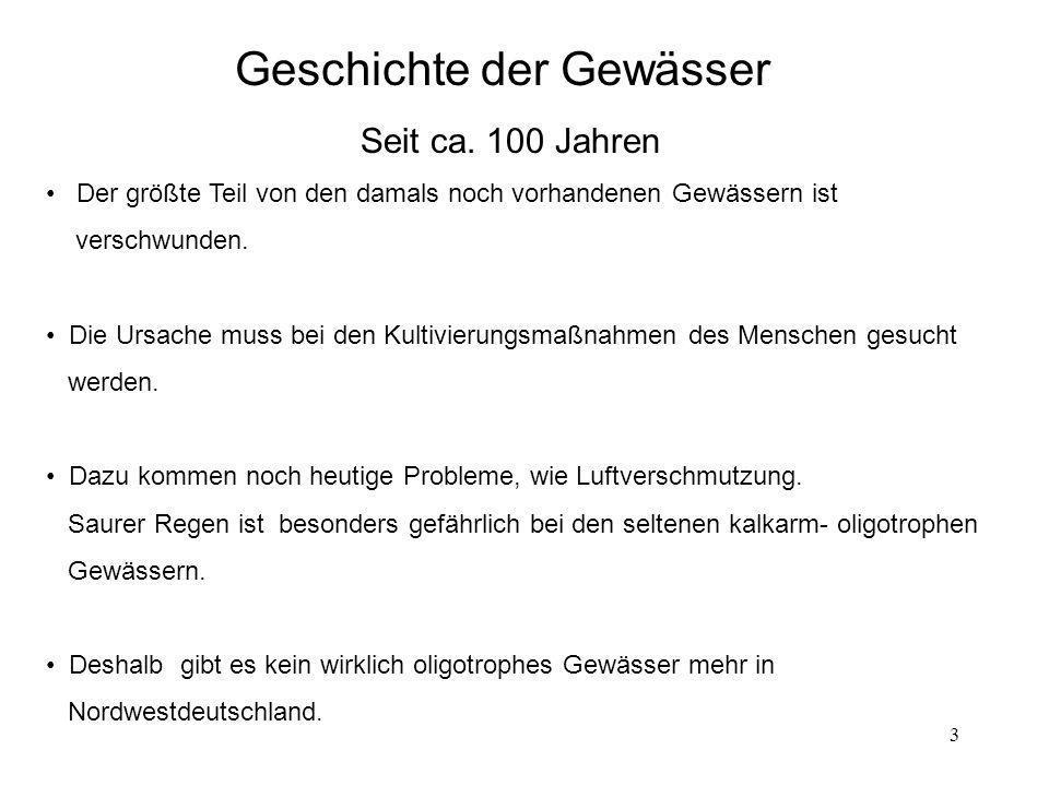 24 Verband: Scorpidio-Utricularion Braunmoos -Zwergwasserschlauch - Gesellschaften Ass.