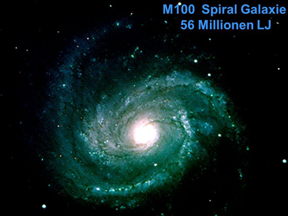 Nacht der Wissenschaft, Physikalisches Institut, Nov 10, 2007 Kai Schweda 2 M100 Spiral Galaxie 56 Millionen LJ