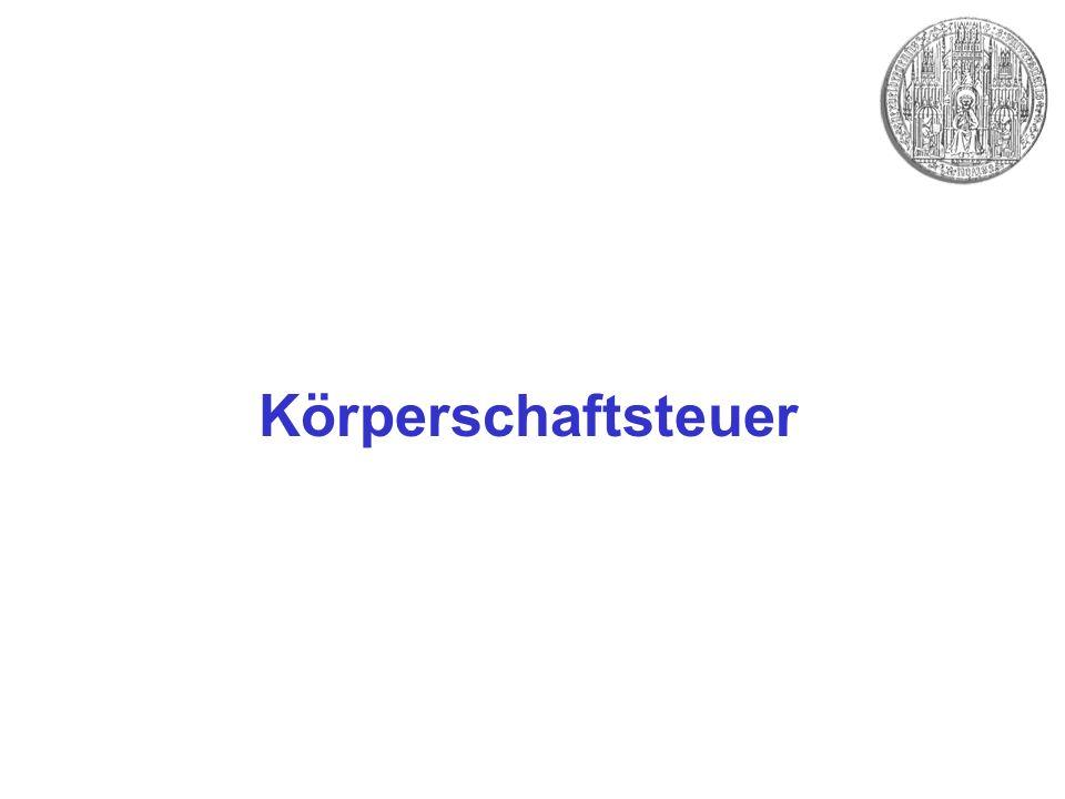 Organschaft (§§ 14 ff.
