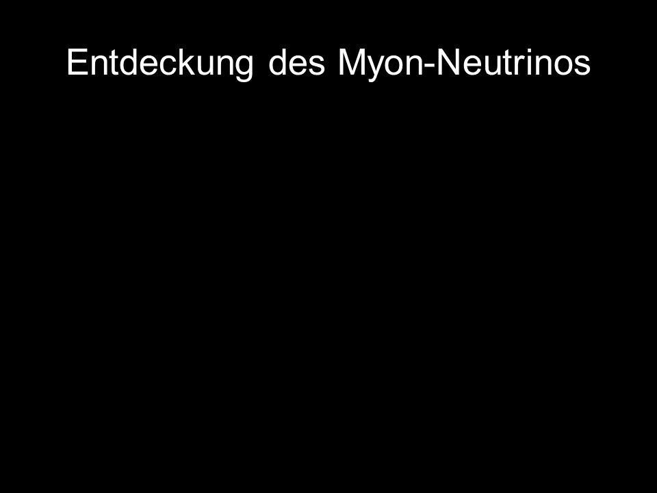 Entdeckung des Myon-Neutrinos