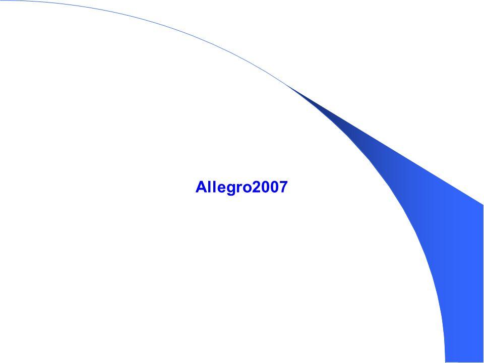 1 Allegro2007