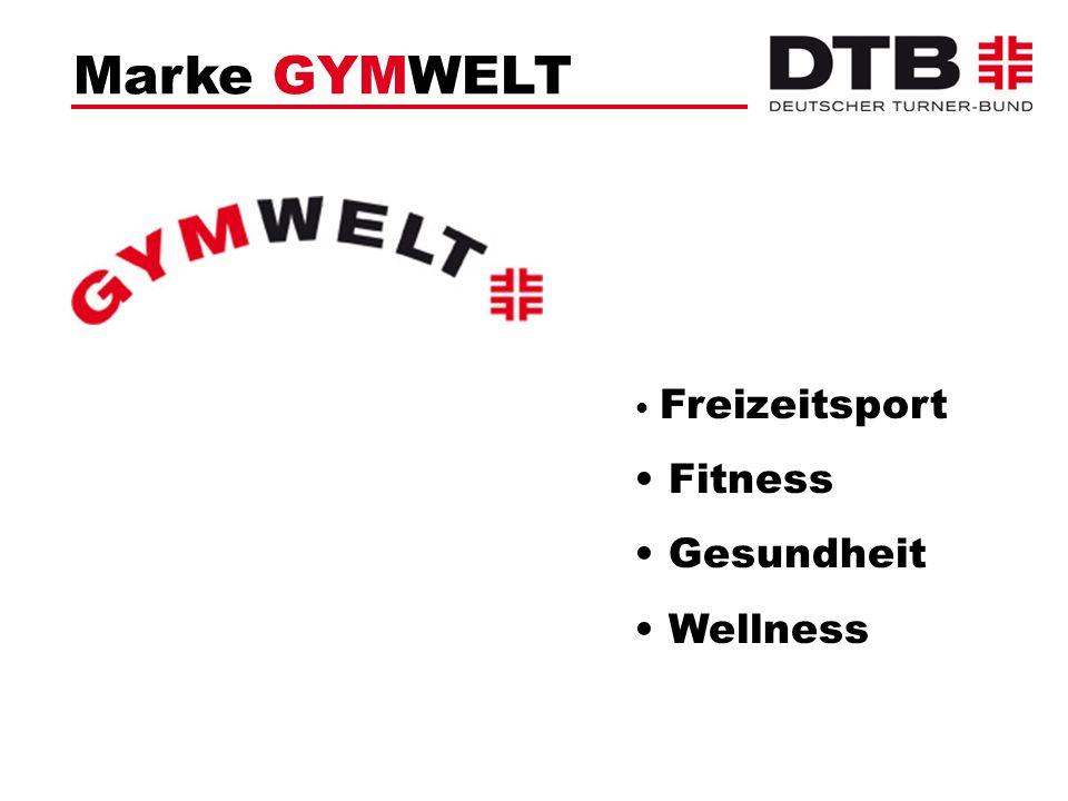 Marke GYMWELT Freizeitsport Fitness Gesundheit Wellness
