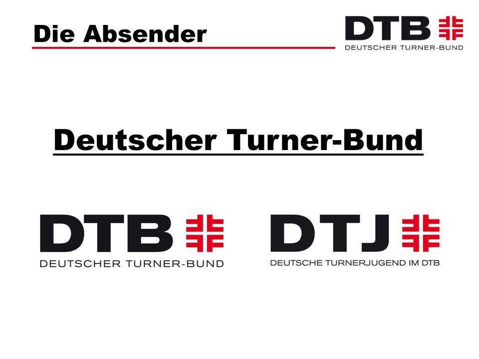 Die Absender Deutscher Turner-Bund