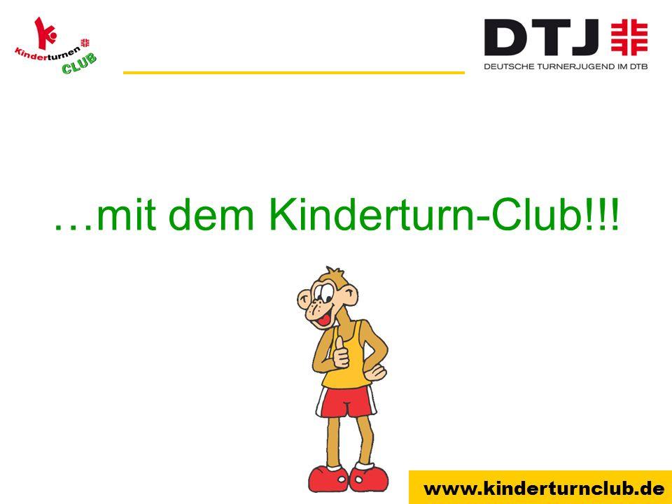 www.kinderturnclub.de …mit dem Kinderturn-Club!!!