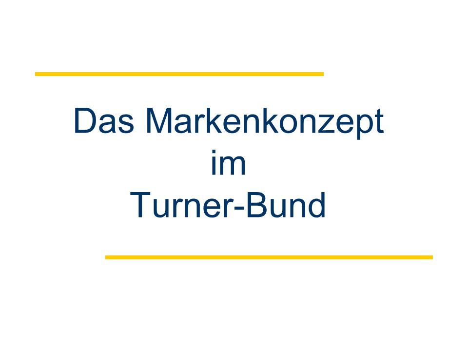 Das Markenkonzept im Turner-Bund