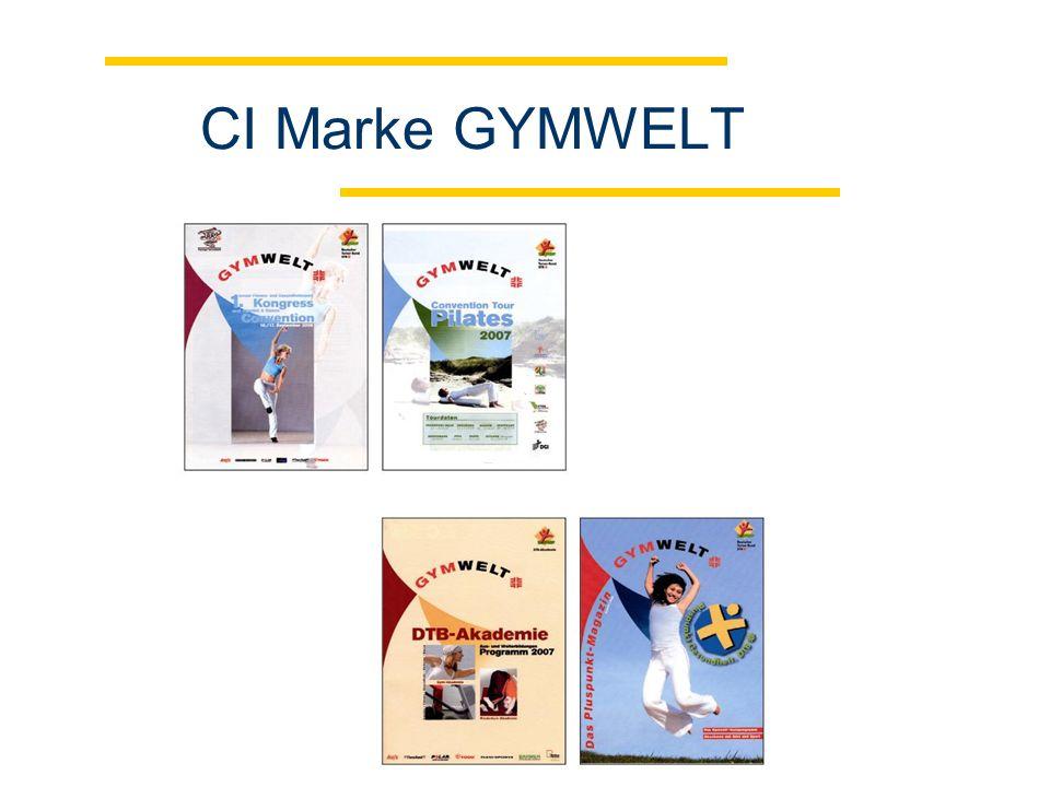 CI Marke GYMWELT