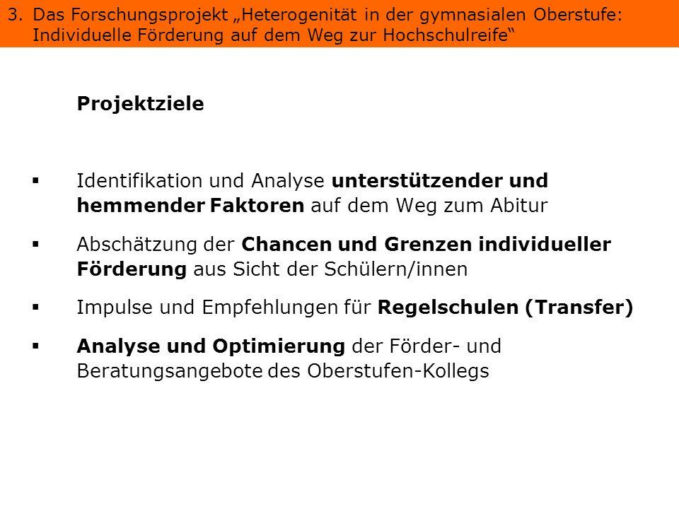 Forschungsdesign und Ablauf der Untersuchung Leitfaden-Interviews mit SuS Ende des 5.