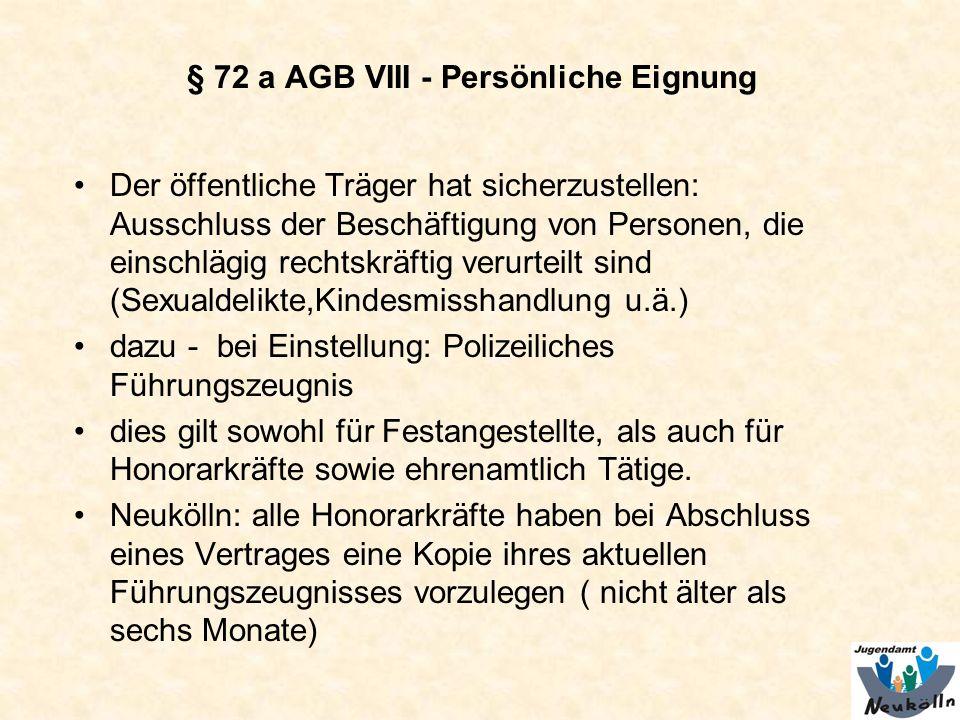 Ehrenamt – Honorarkraft als Fachkraft.