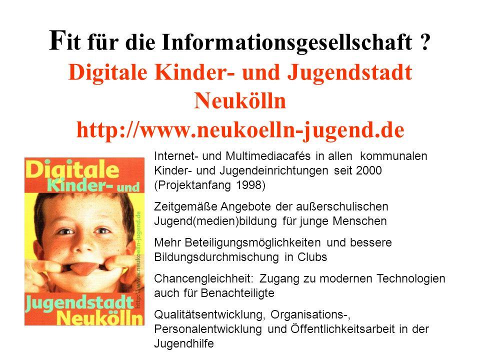 F it für die Informationsgesellschaft .