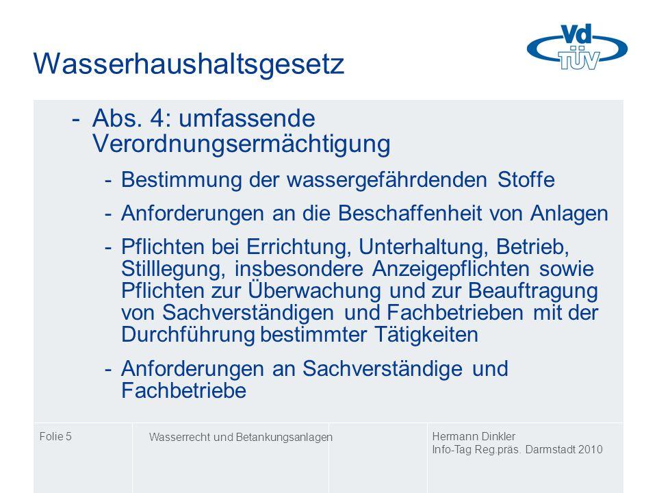 Hermann Dinkler Info-Tag Reg.präs.