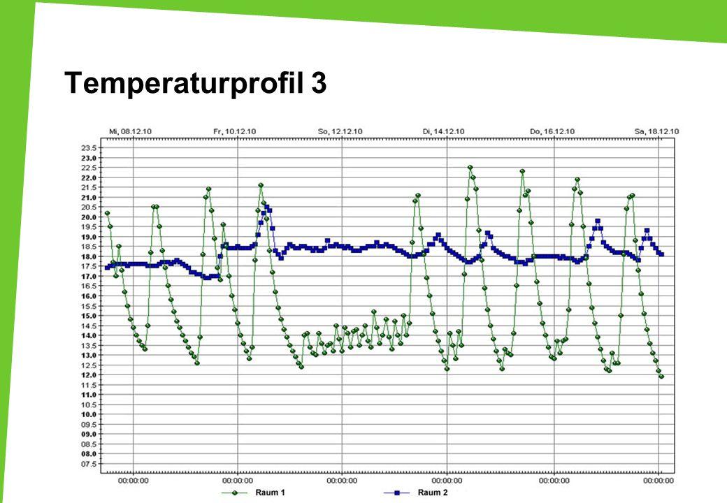 Temperaturprofil 3