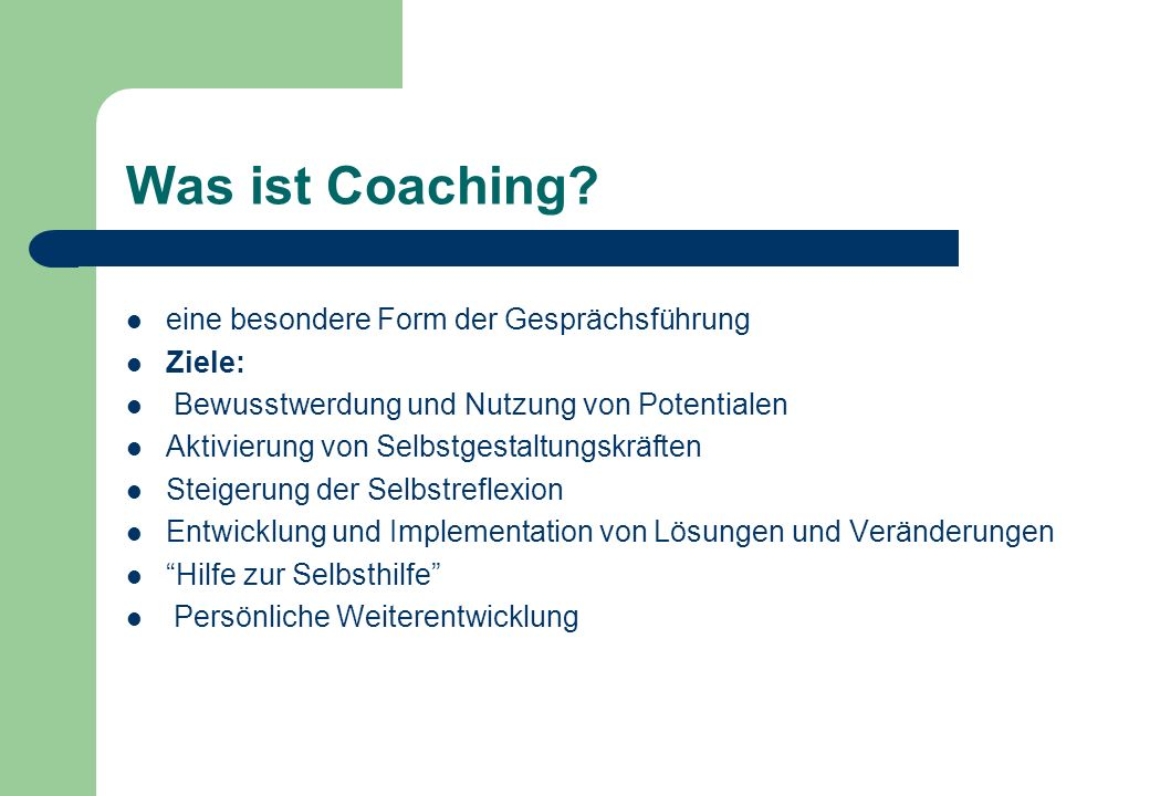 Internet Informationsquellen Lg-coaching.de (Qualität) Coach-profile.de Christopher-rauen.de Coaching-index.de Coachfederation.org
