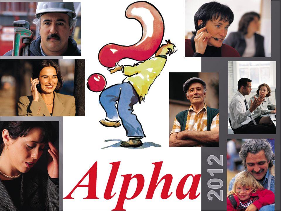 ALPHA-KURS 2012