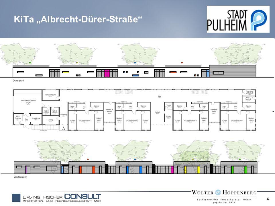 5 KiTa Albrecht- Dürer-Straße