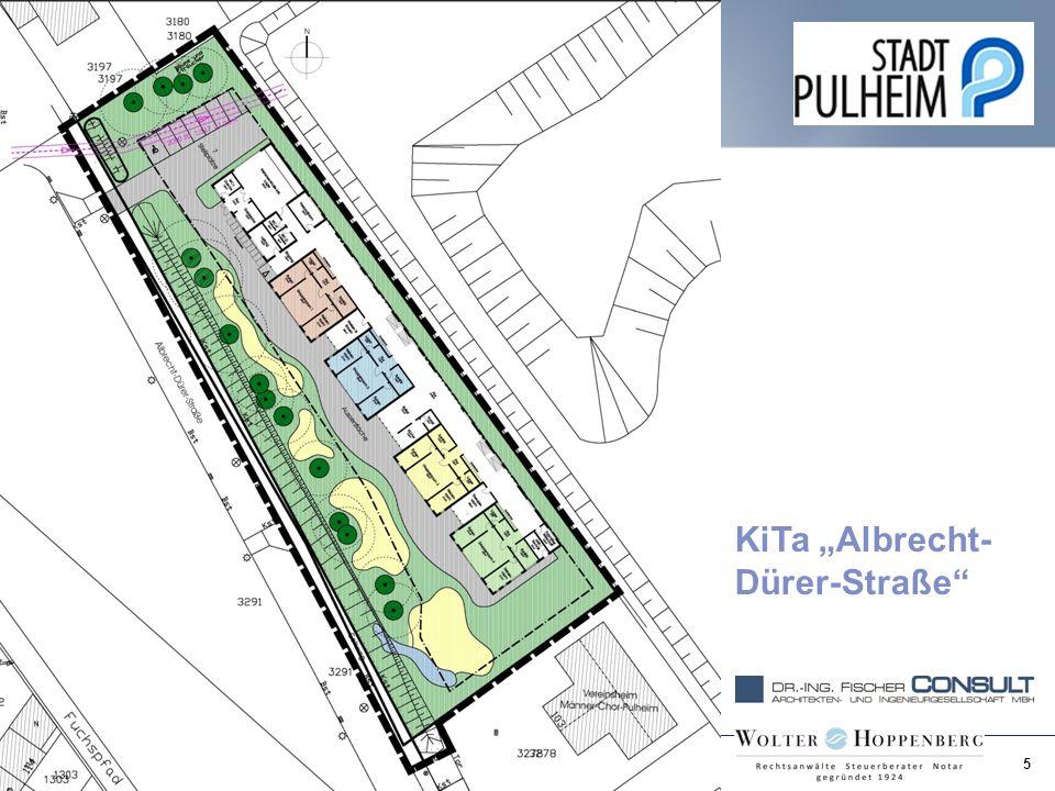 KiTa Albrecht-Dürer-Straße 6