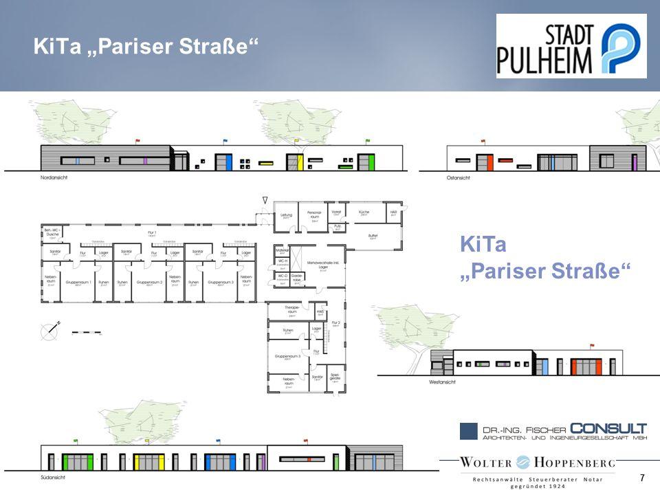 KiTa Pariser Straße 7 KiTa Pariser Straße