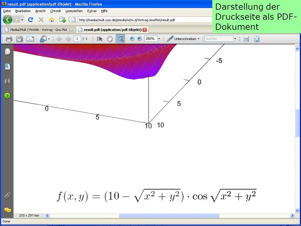 virtPresenter Automatisierung von Vorlesungsaufzeichnungen durch den virtPresenter