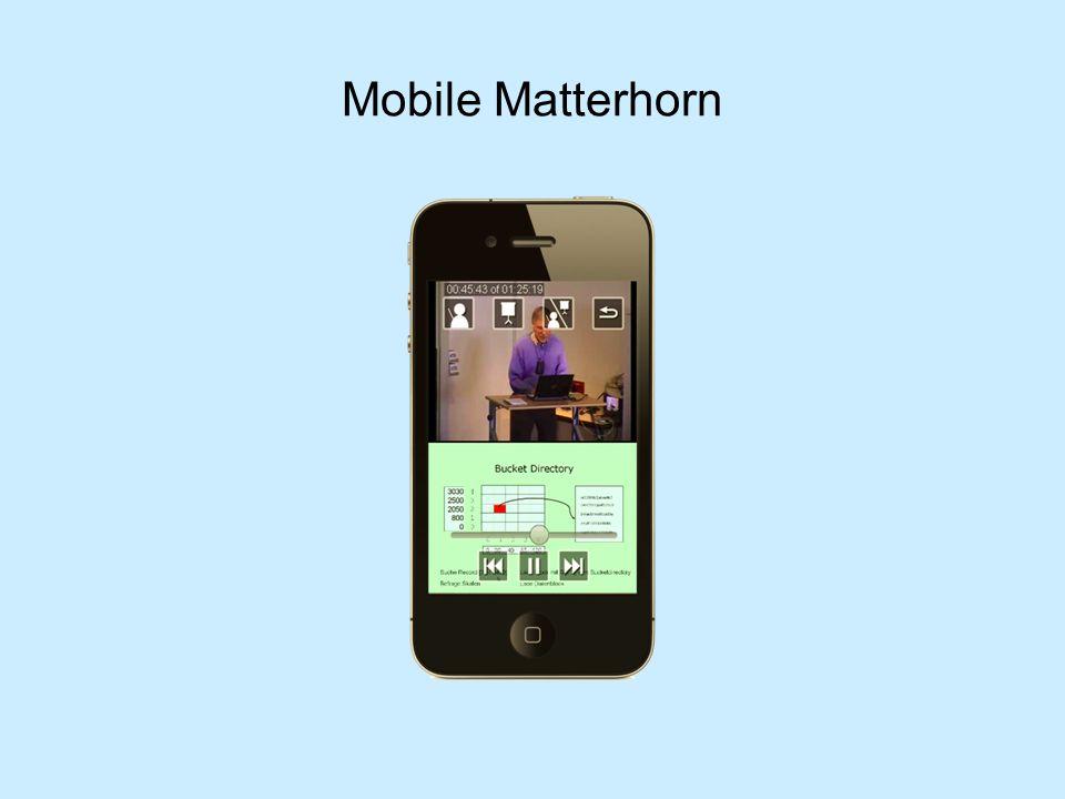 Mobile Matterhorn