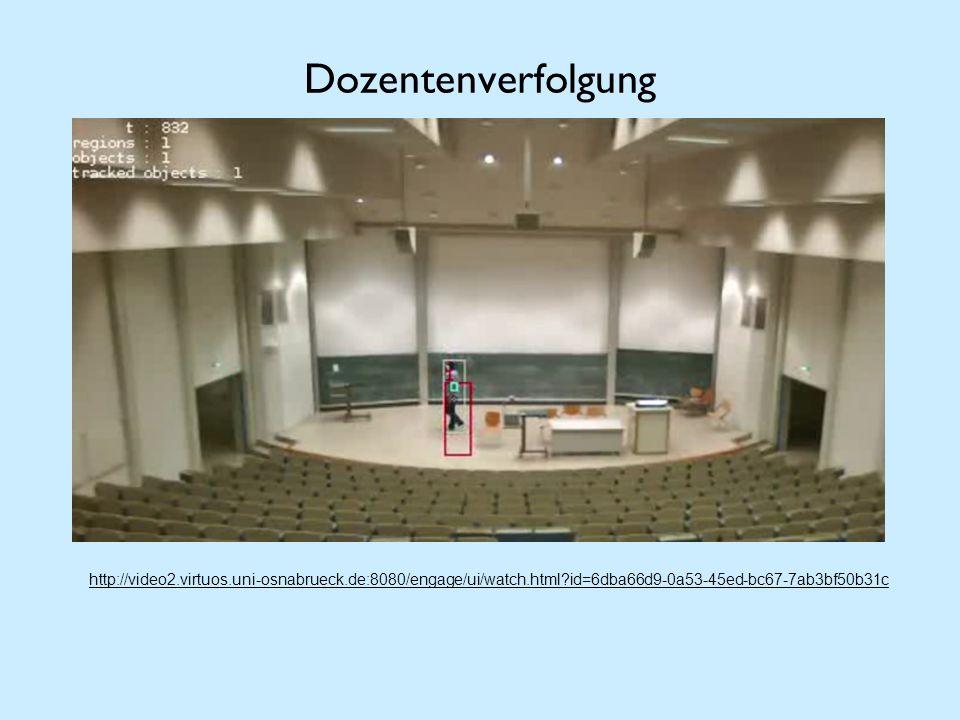 Dozentenverfolgung http://video2.virtuos.uni-osnabrueck.de:8080/engage/ui/watch.html?id=6dba66d9-0a53-45ed-bc67-7ab3bf50b31c