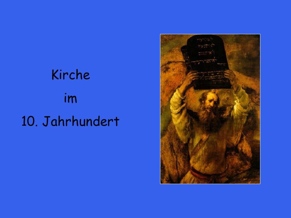 1414 – 1418: Konzil von Konstanz 1415: Johannes Hus wird verbrannt.
