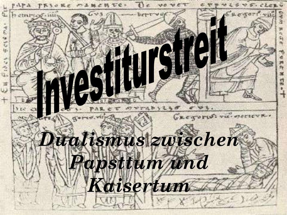 IX.Investiturstreit nach Gregor VII -2.