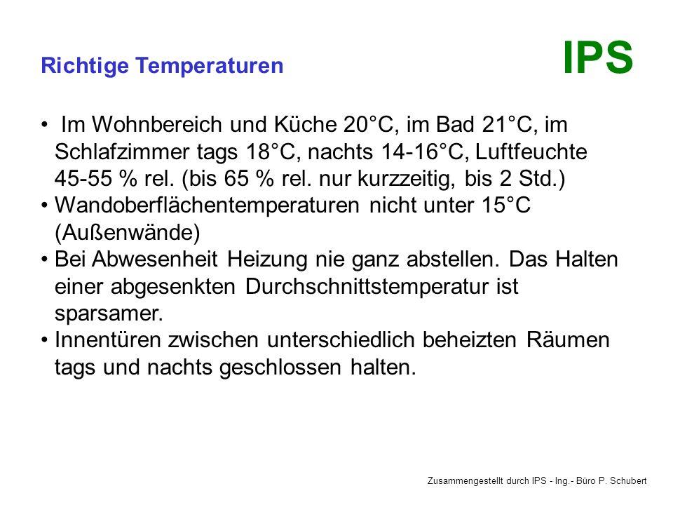 Zusammengestellt durch IPS - Ing.- Büro P. Schubert IPS Schadstoffabbau durch Pflanzen