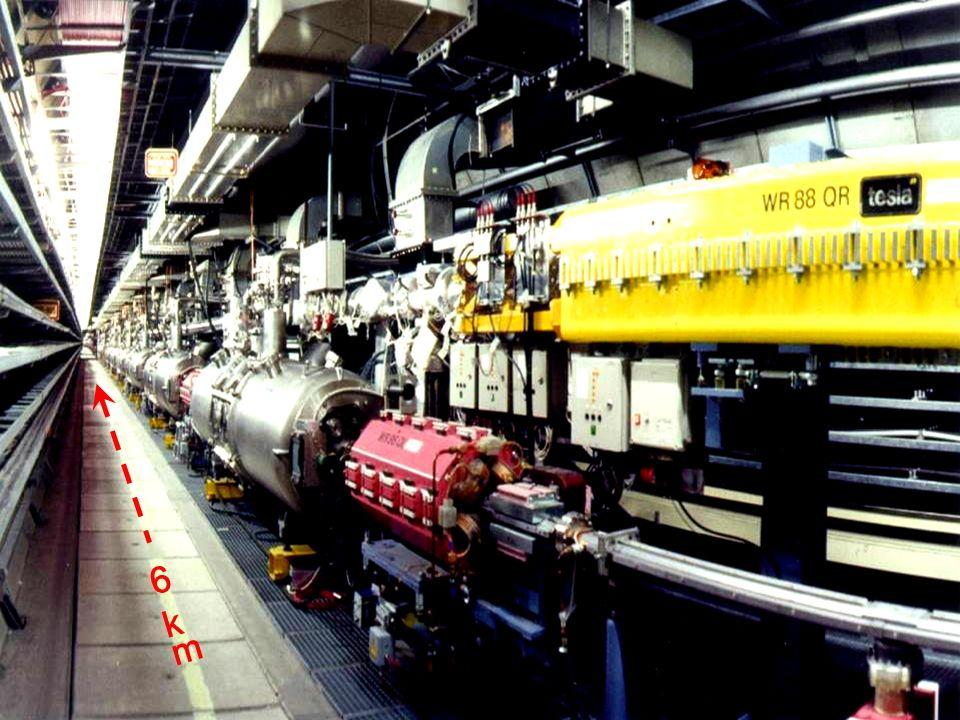 11.01.05 Th.Naumann DESY Nobelpreis 2004 Universität Leipzig35 Elektronen 27.6 GeV Protonen 920 GeV H1 ZEUS
