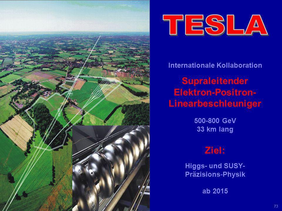 Universität Leipzig Kolloquium 8 Juni 04 72 Proton-Struktur : Input für Higgs- und SUSY- Produktion p p