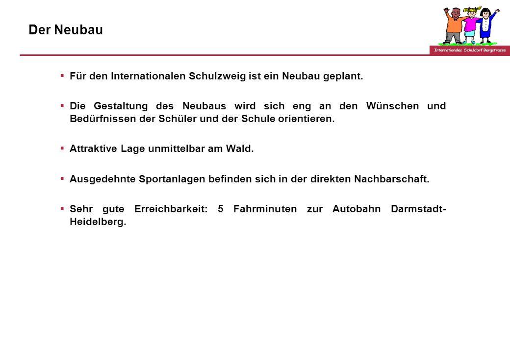 Internationales Schuldorf Bergstrasse Welche Vorteile bietet der Standort Seeheim-Jugenheim? Stärkung der Attraktivität der Wirtschaftsregion Starkenb