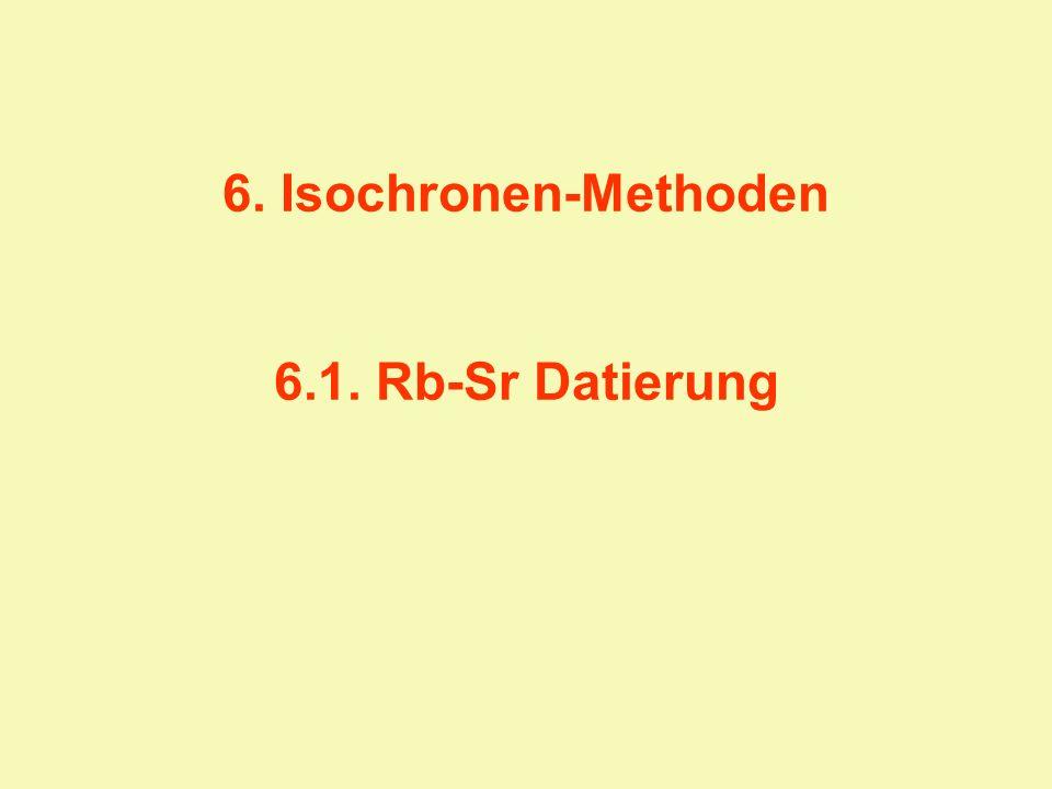 6.1. Rb-Sr
