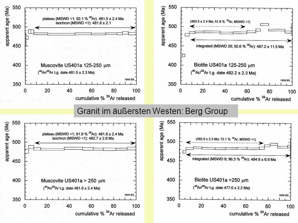 Granit im äußersten Westen: Berg Group