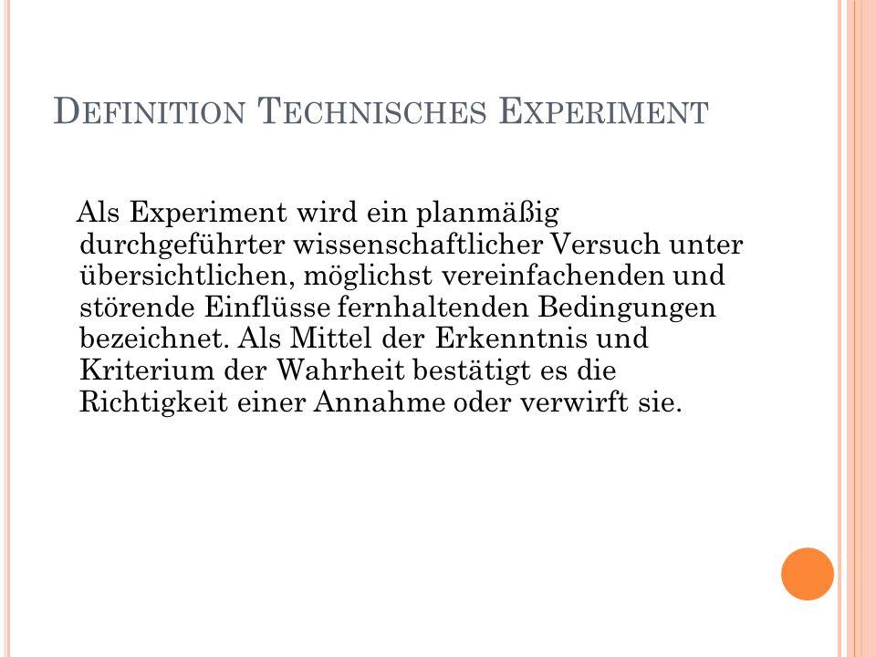 TECHNISCHE BILDUNG: GESCHICHTE – PERSPEKTIVEN - PROBLEME Ursprung = experimentelle Schülertätigkeit im polytechnischen Unterricht der ehem.