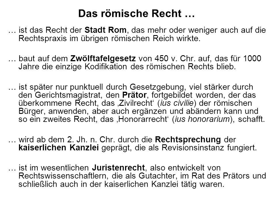 Die Zivilrechtsgesetzgebung in der Schweiz … … wird vorgeprägt durch das 1855 von dem Savigny-Schüler Bluntschli entworfene Privatrechtliche Gesetzbuch für den Kanton Zürich.
