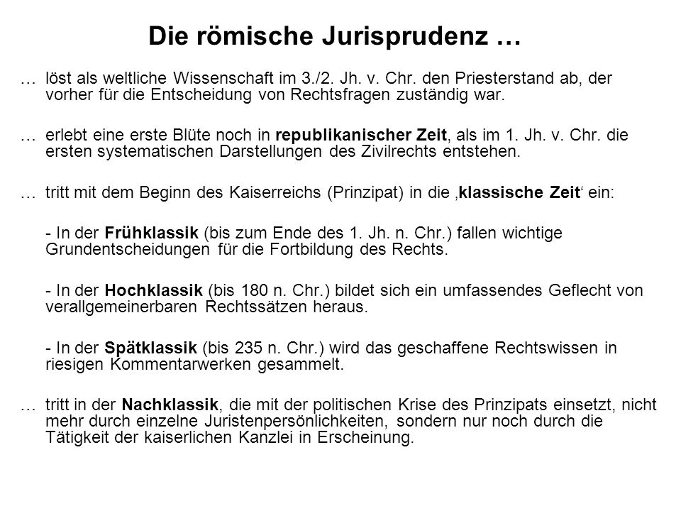 Die Rechtsentwicklung im Nationalsozialismus … … ist allgemein dadurch gekennzeichnet, dass Gesetzesänderungen nur bis zur völligen Etablierung des NS-Regimes angestrebt und später nicht mehr betrieben werden.