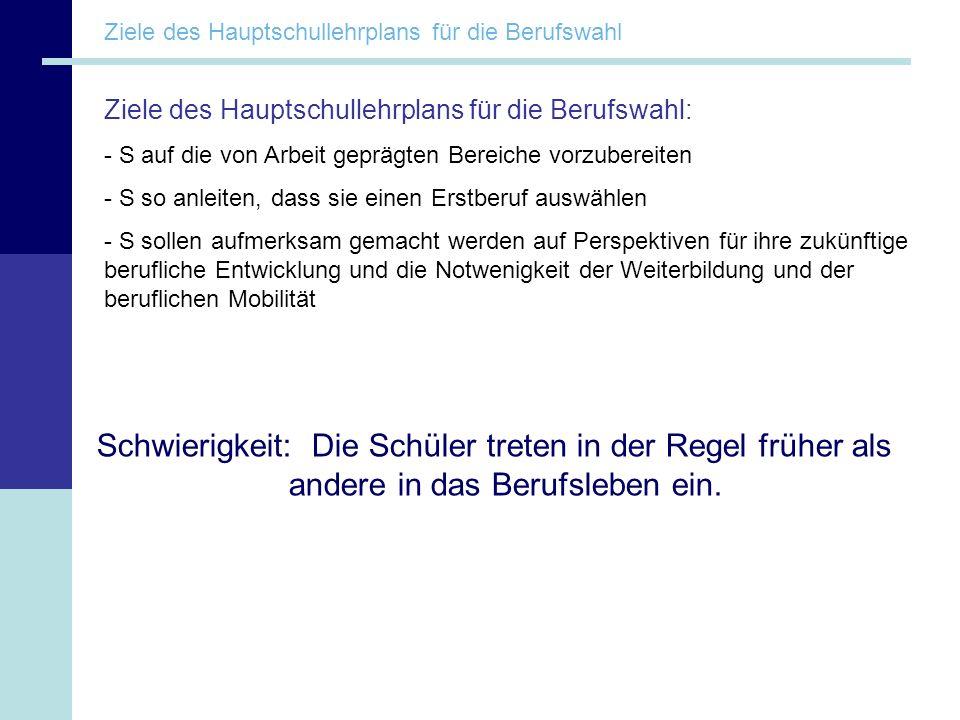 Beispiele für Nischenberufe: - Friseur/in - Maurer/in - Maler und Lackierer/in - Fleischer/in Fachrichtung Schlachten 2.
