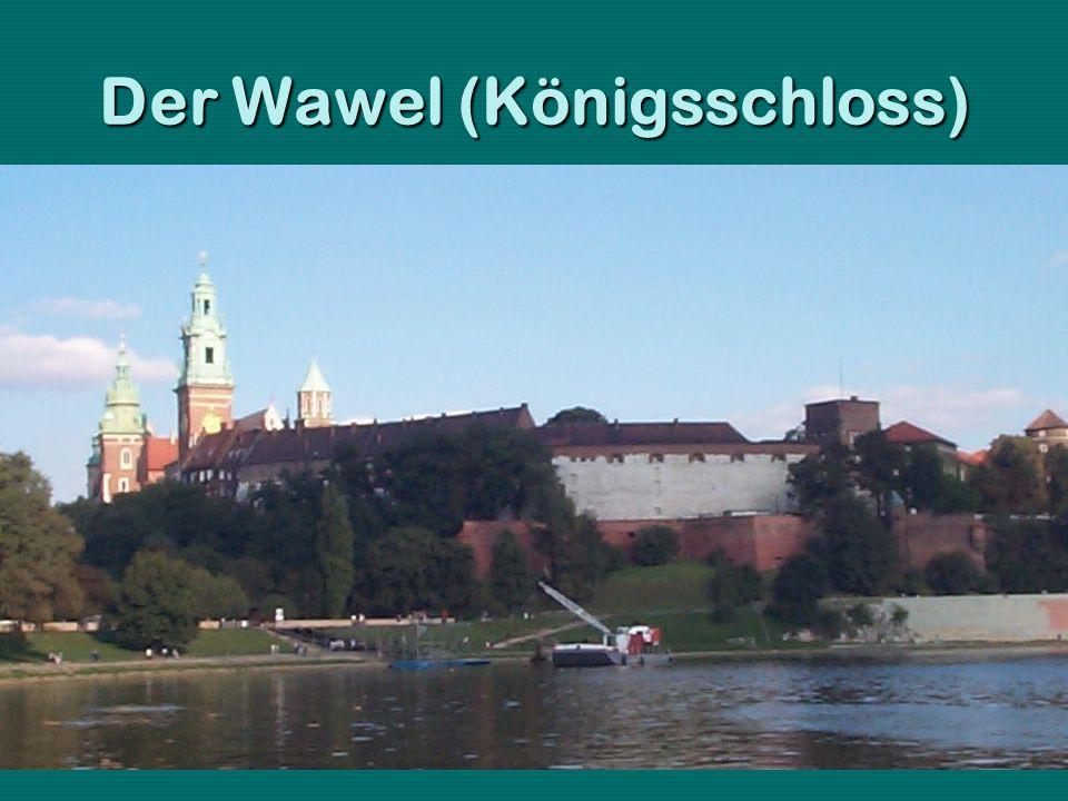 Der Wawel (Königsschloss)